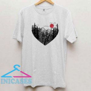 Hike And Love T Shirt