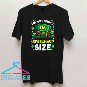 Leprechaun Size St Patricks Day Costume T Shirt