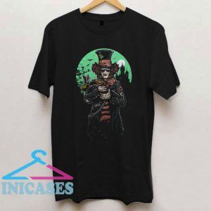 Mad Hatter Graphic T Shirt
