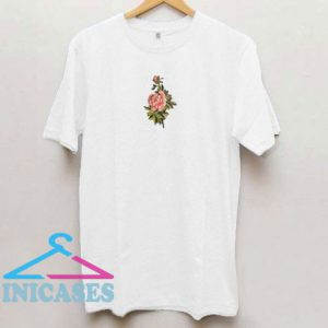 Men Rose t Shirt
