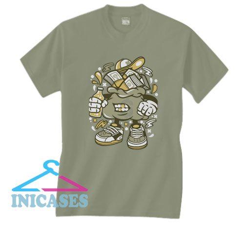 Money Bastard T Shirt
