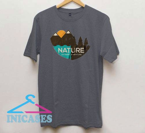 Nature Extreme Adventure T Shirt