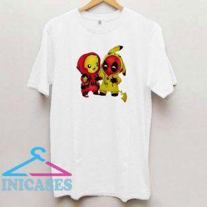 Pikapool Pikachu Pokemon T Shirt