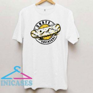 Skate Adventure T Shirt