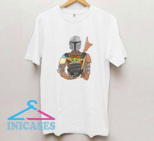 The Mandalorian Child T Shirt
