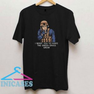 Uncle Sam Army T Shirt