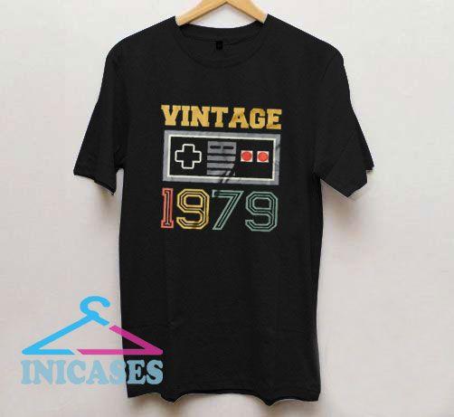Vintage Gamer 1979 T Shirt