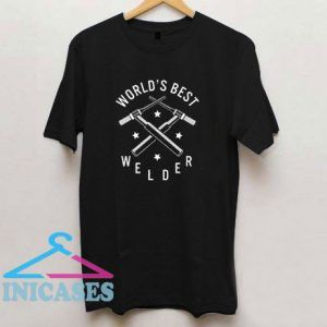 World's Best Welder T Shirt