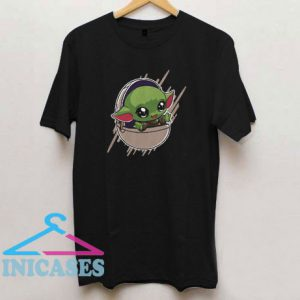 Yoda Cute T Shirt