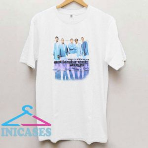 1999 Backstreet Boys Millenium T Shirt