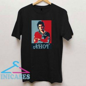 Ahoy Steve Harrington T Shirt
