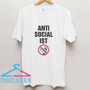 Anti Socialist Sanders T Shirt