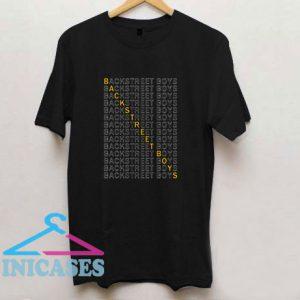 Backstreet Boys Band Music T Shirt