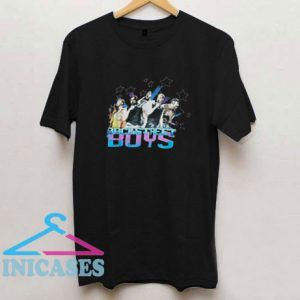 Backstreet Boys Graphic T Shirt