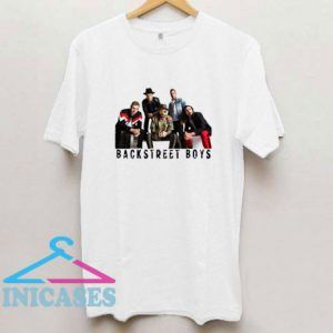Backstreet Boys Graphicc T Shirt