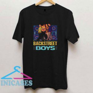 Backstreet Boys Vintage Back Boys Music T Shirt