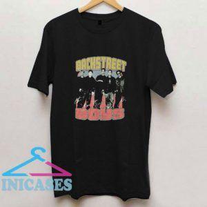Backstreet Boys Vintage Destroyed Slim Fit T Shirt