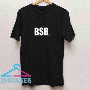 Backstreet Boyss Bsb T Shirt