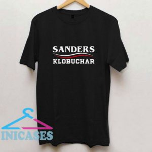 Bernie Sanders Amy Klobuchar T Shirt