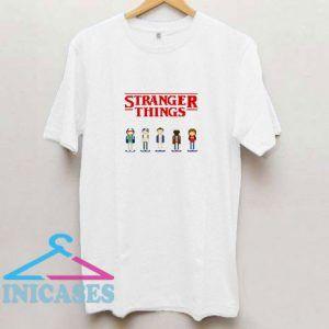 Bit Stranger Things T Shirt