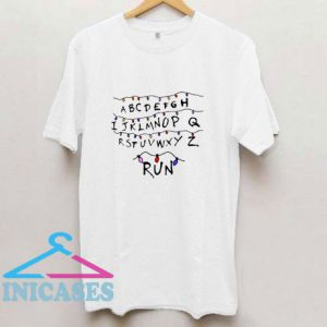 Christmas Lights Run T Shirt