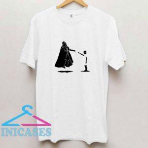 Eleven vs Darth Vader Shirts T Shirt