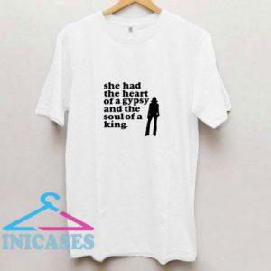 Gypsy King Womens Clothing T Shirt