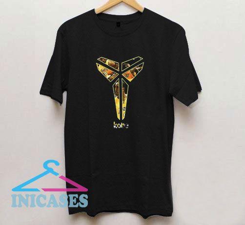 Homme Summer Kobe Bryant T Shirt