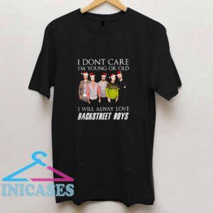 I Will Alway Love Backstreet Boys T Shirt