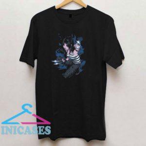 Marvel X23 Laura kinney T Shirt