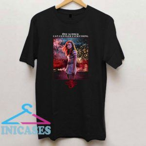 Max Mayfield One Summer Can Change Everything T Shirt