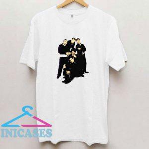 Neck Backstreet T Shirt