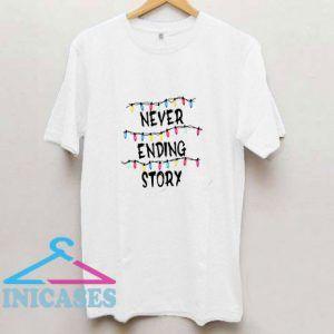 Never Ending Story Stranger T Shirt