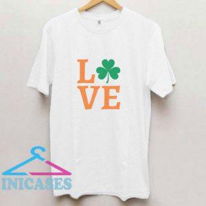 Patricks Love T Shirt