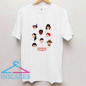 Stranger Things Artistshot T Shirt