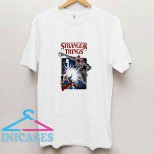 Stranger Things Eleven Vs Demogorgon T Shirt