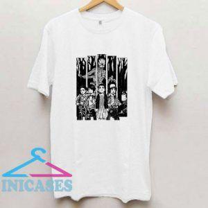 Stranger Things Graphic T Shirt