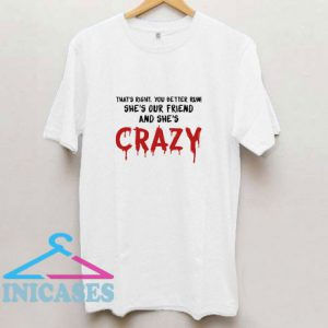 Stranger Things Quote T Shirt