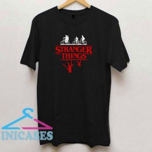 Stranger Things The Upside Down T Shirt