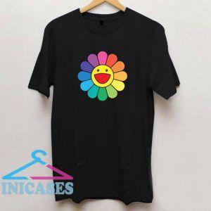 Takashi Murakami Happy Flower T Shirt