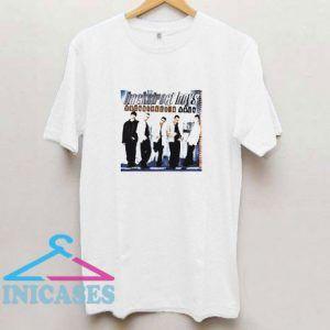 The Backstreet Boys Backstreets Back Tour T Shirt