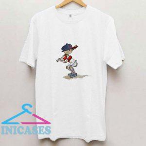 Tiny Turnip Cleveland Indians Toddler Slugger T Shirt
