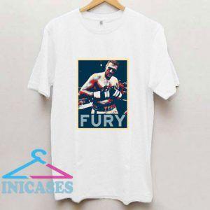 Tyson Fury Hope Boxing T Shirt