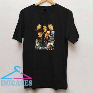 Vintage Style Bsb Backstreet Boys Rap T Shirt
