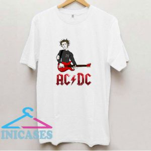 Acdc Play Guitar T Shirt