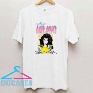 Alyssa Milano T Shirt