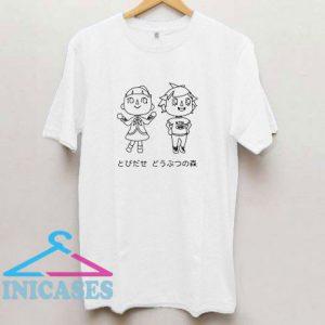 Animal Crossing New Leaf T Shirt