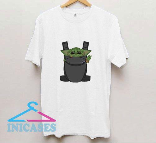 Baby Yoda Carrier T Shirt