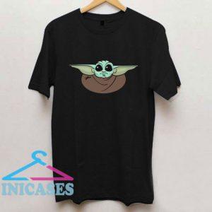 Baby Yoda Graphic Art T Shirt