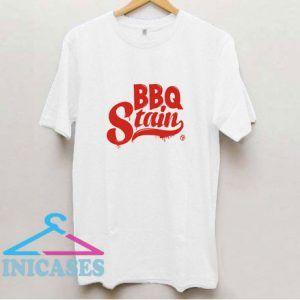 Bbq Text T Shirt